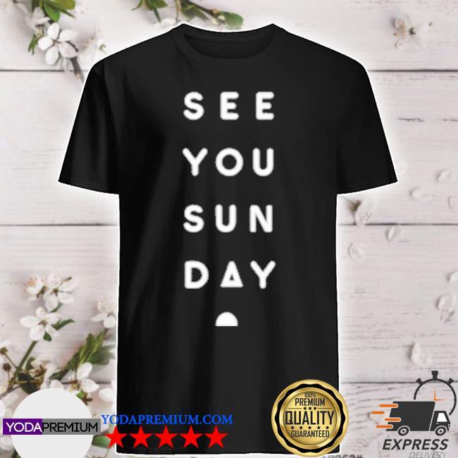 Eamon and bec sunrise shirt
