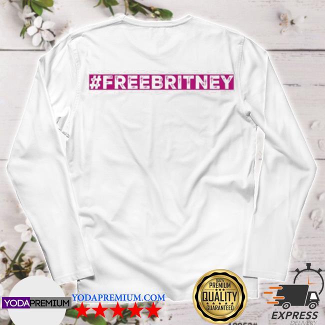 Hashtag free britney longsleeve
