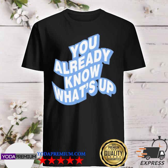 Kianandjc knj kian and jc merch knj whats up shirt