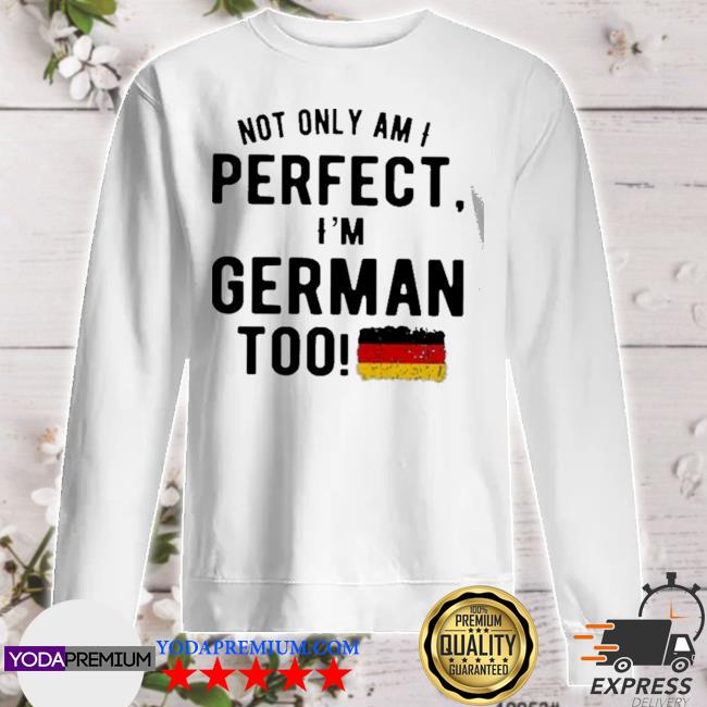 Perfect and german sweater