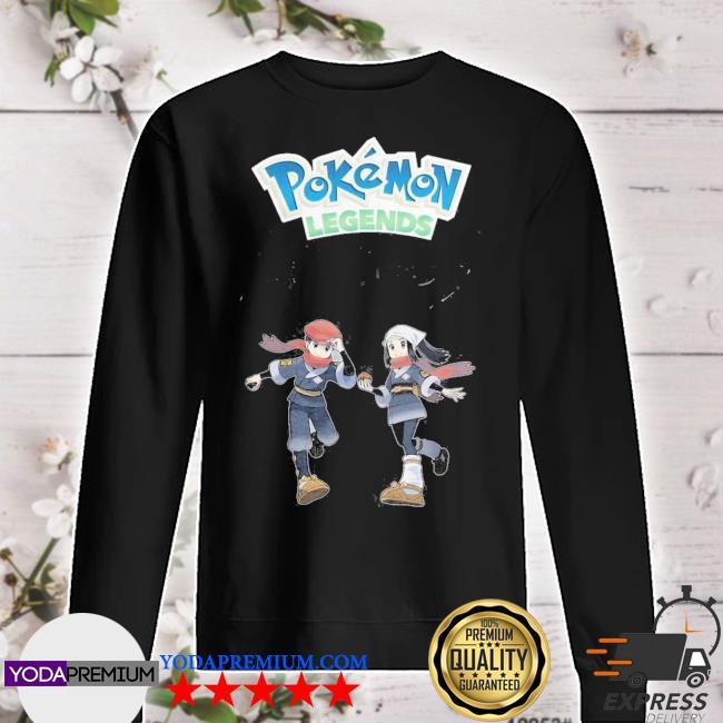Pokemon legends arceus sweater
