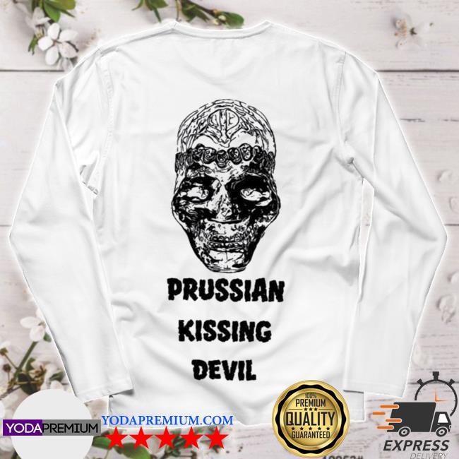 Tesd merch prussian kissing devil longsleeve
