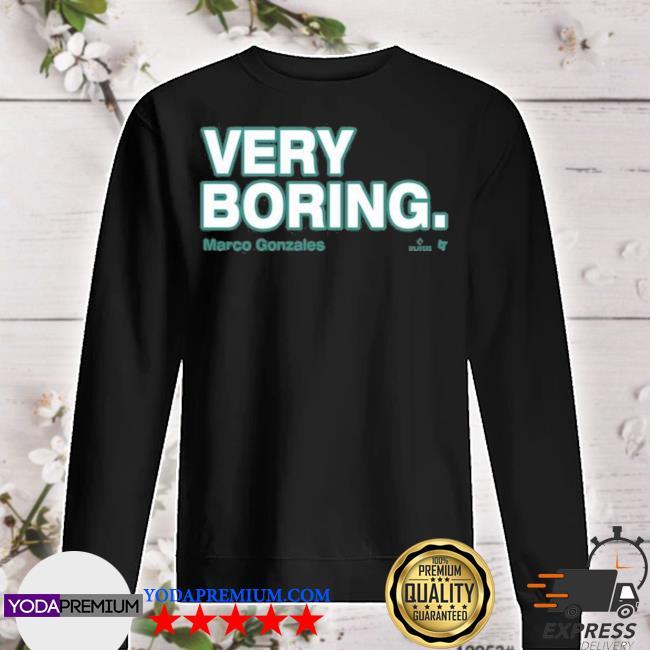 Very boring sweater
