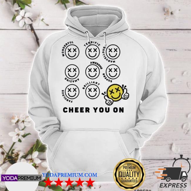 Cheer you on gulfkanawut hoodie