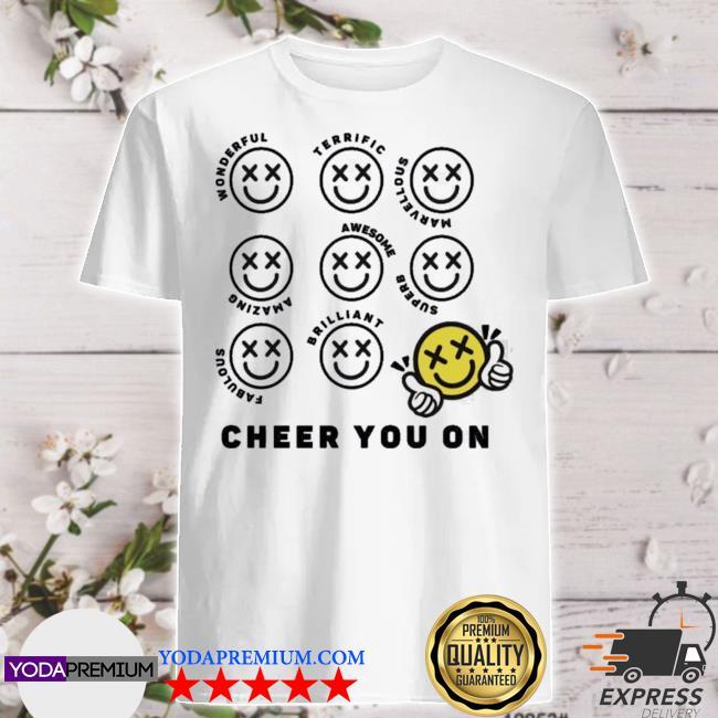 Cheer you on gulfkanawut shirt