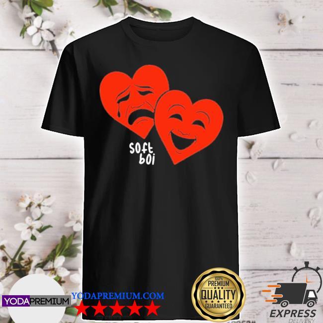 Crankgameplays merch crankgameplays merch soft boI merch drama hearts shirt