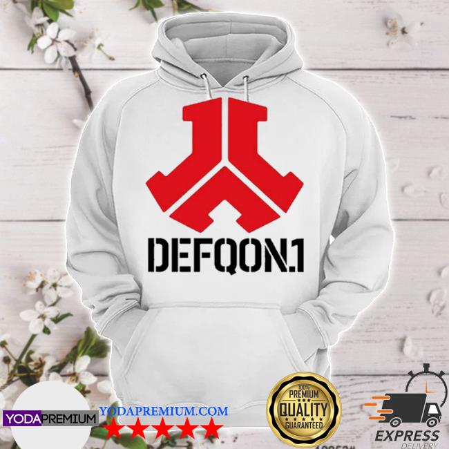 Defqon1 hoodie