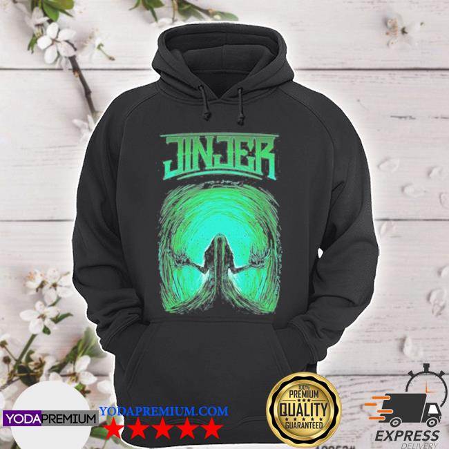 Jinjer pit of consciousness night shift merch hoodie