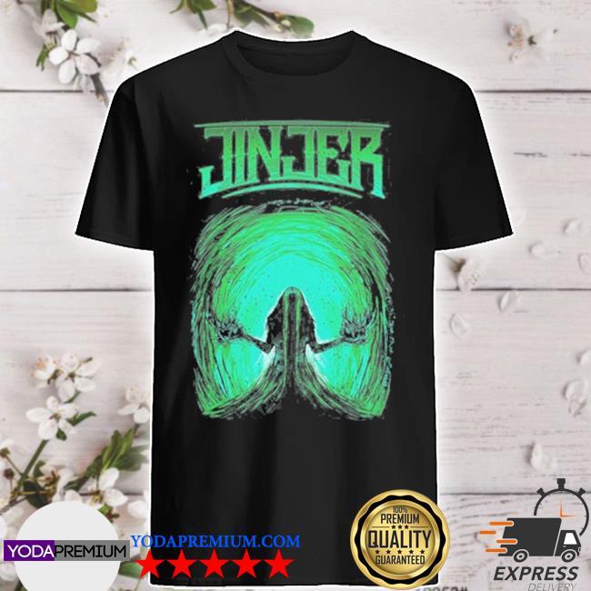 Jinjer pit of consciousness night shift merch shirt