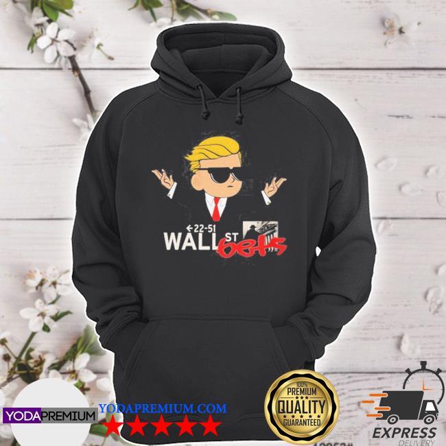 Wallstreetbets hoodie