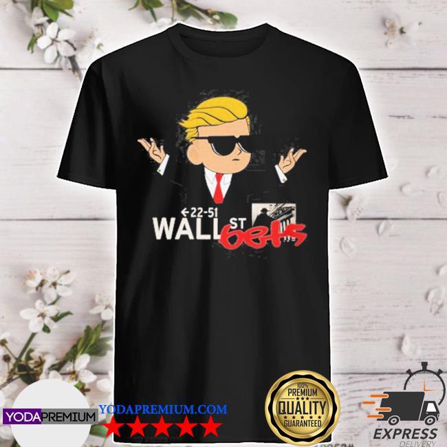 Wallstreetbets shirt