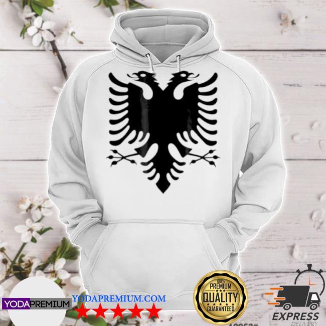 Albania flag hoodie