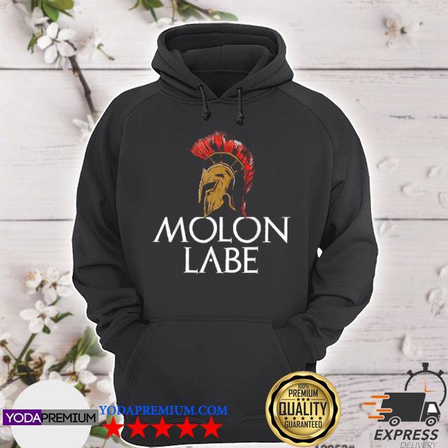 Molon labe inspired molonlabe hoodie