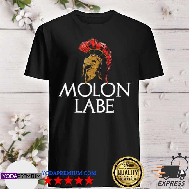 Molon labe inspired molonlabe shirt