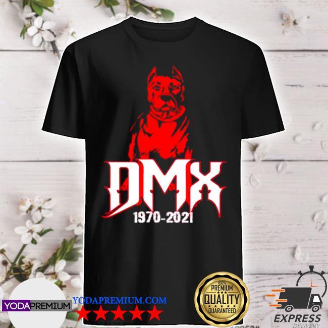 Pit bull d.m.x 1970 2021 shirt