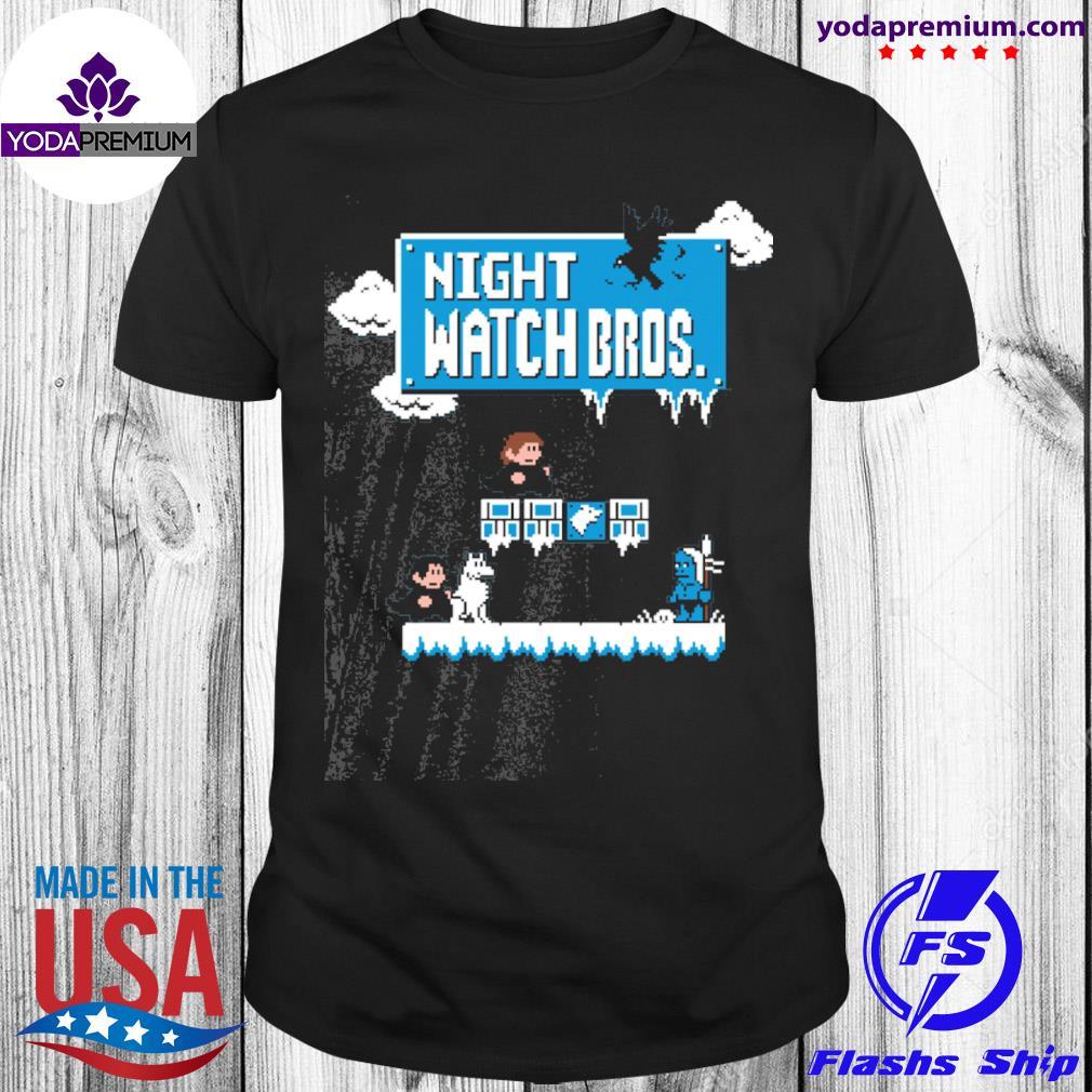 Night watch Bros shirt
