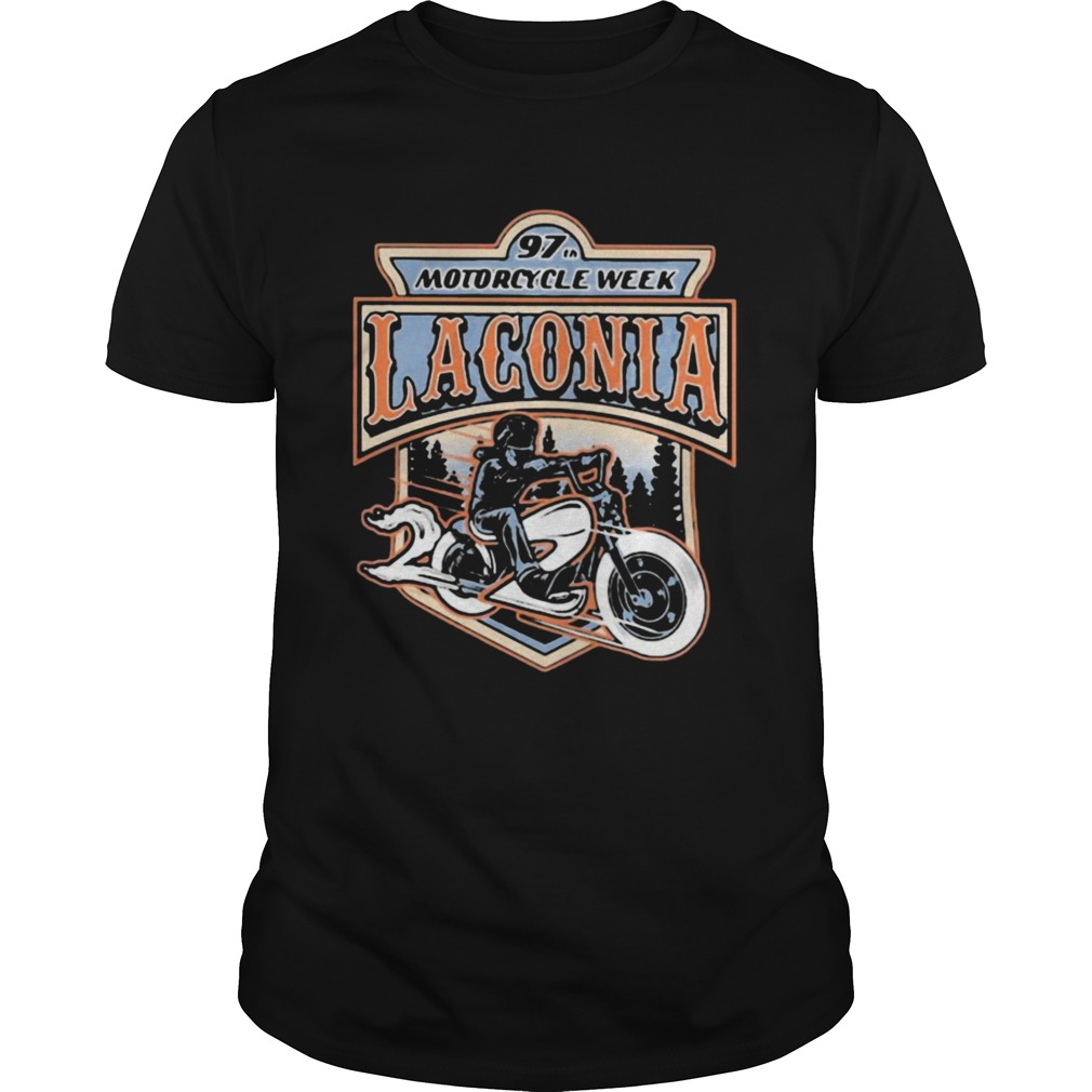 97th Motorcycle Week Laconia 2020 Unisex
