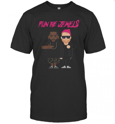 Run The Jewels T-Shirt Classic Men's T-shirt