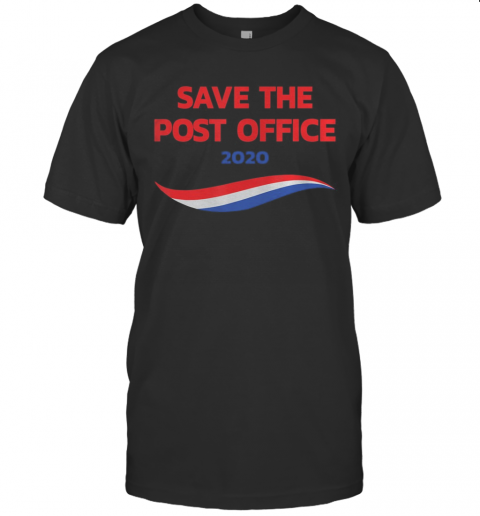 Save The Post Office 2020 Vote By Mail In USA Election Gift T-Shirt Classic Men's T-shirt