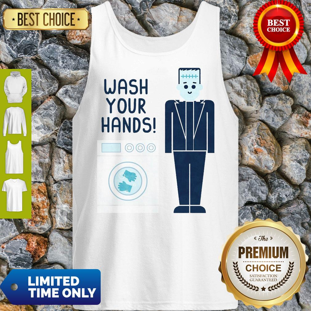 Official Wash Your Hands Classic Tank Top