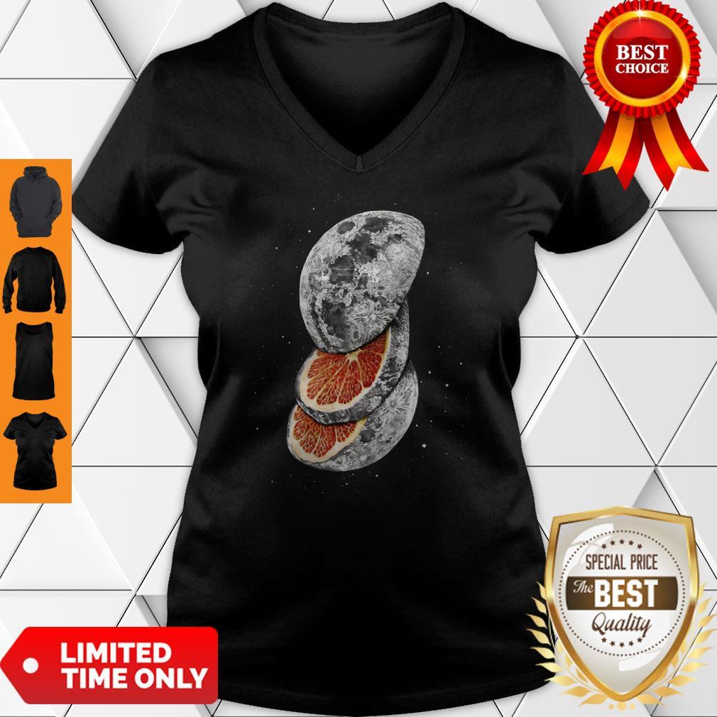 Official Lunar Fruit Slim Fit V-neck