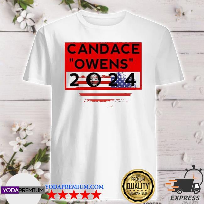 Candace owens 2024 shirt