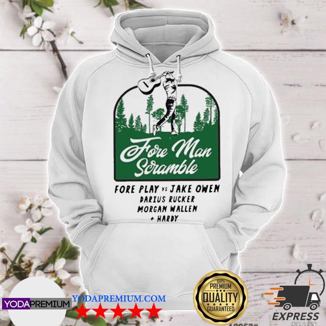 Fore man scramble s hoodie
