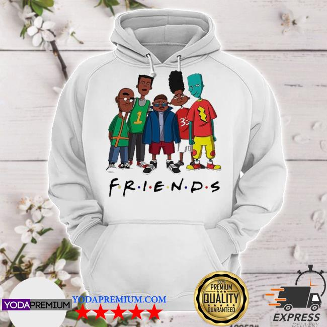 Friends we are black history month s hoodie
