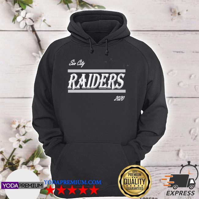 Sin city raiders 2020 s hoodie