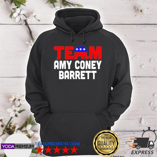 Team amy coney for scotus 2020 amy barrett fill that seat s hoodie