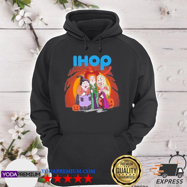 The Sanderson Sisters IHOP Hocus Pocus s hoodie