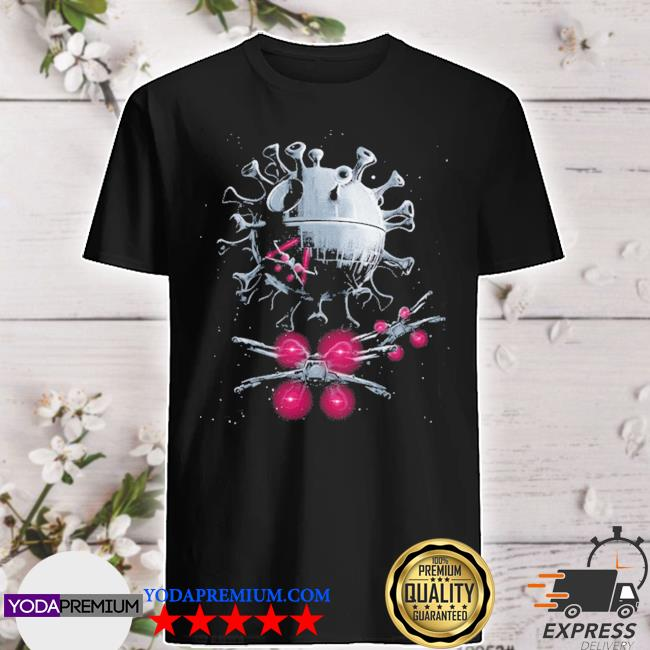 Coronavirus death star covid 19 shirt