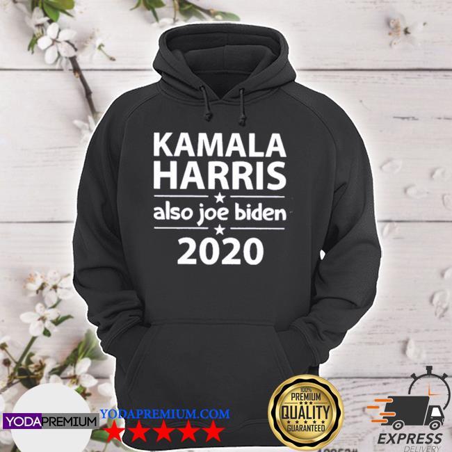 Kamala harris and also joe biden s hoodie