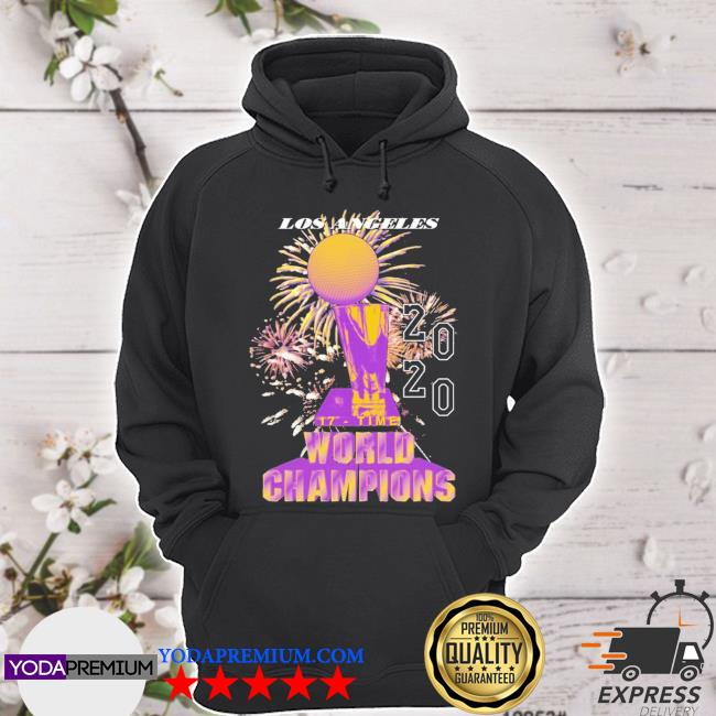 Los angeles lakers championship 2020 s hoodie