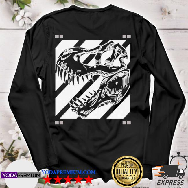 Official excision merch fossil rex s longsleeve