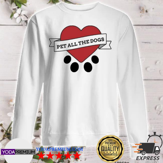 Official we rate dogs merch pet all the dogs s sweater