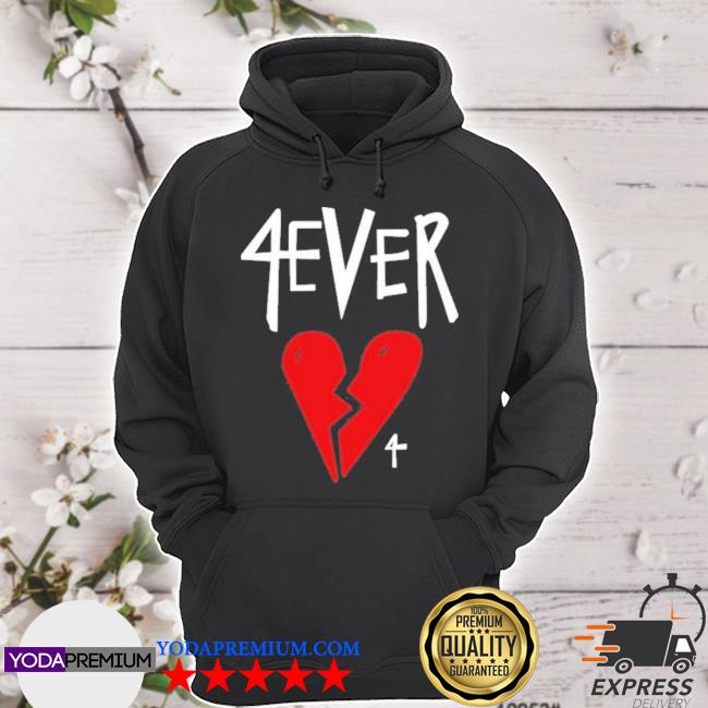 Official yung pinch forever heart limit s hoodie