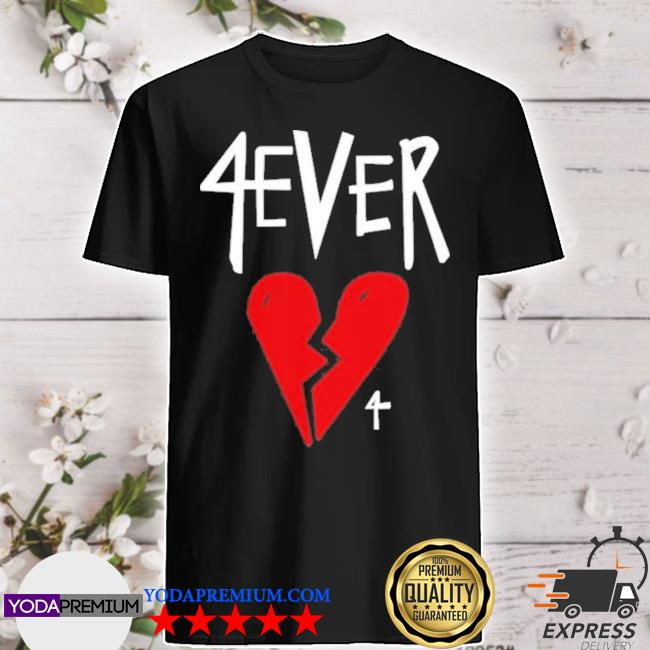 Official yung pinch forever heart limit shirt