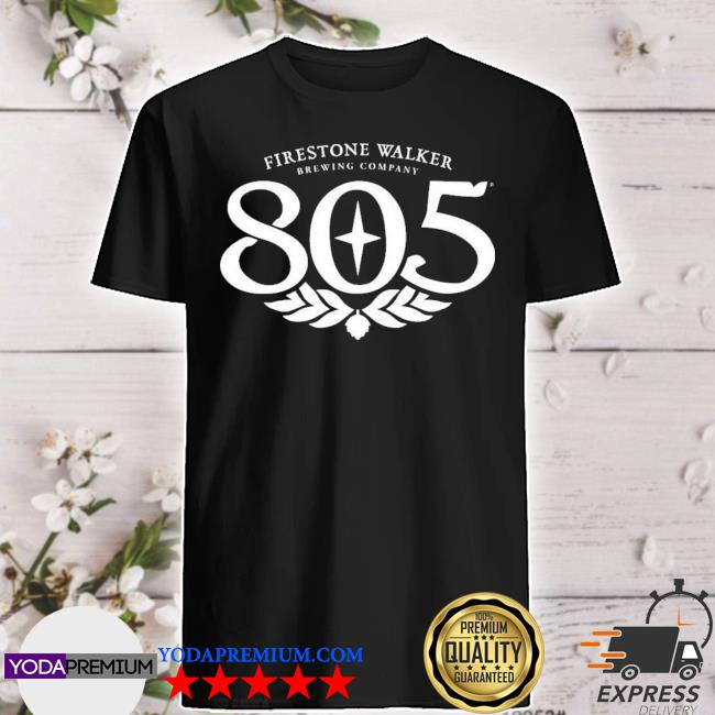 Official 805 beer shirt