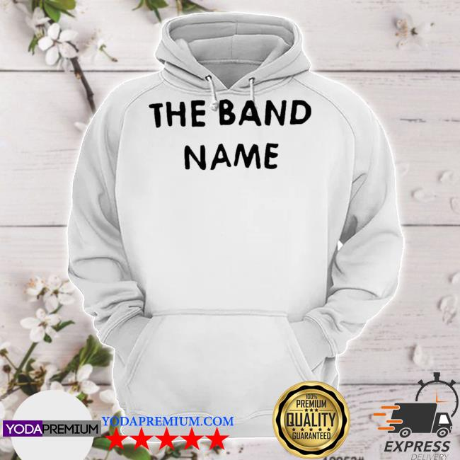 Official ajr merch ajr the band name s hoodie