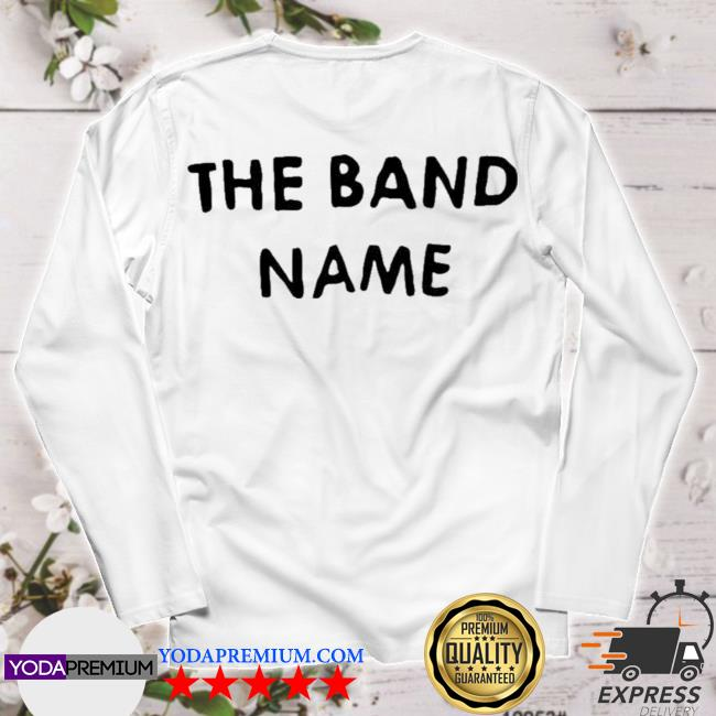 Official ajr merch ajr the band name s longsleeve