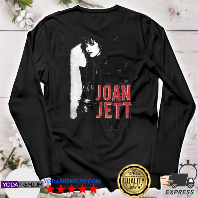 Official joan jett looking s longsleeve