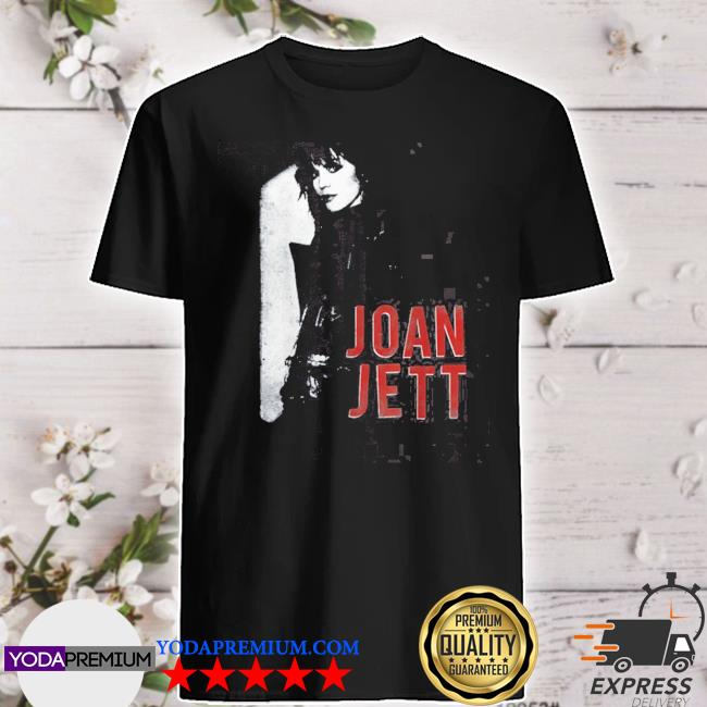 Official joan jett looking shirt