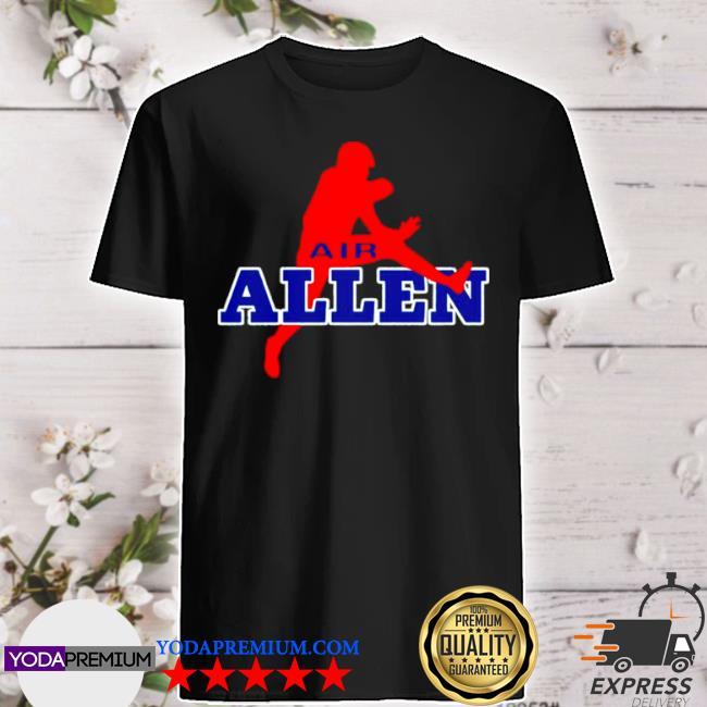 Air allen Buffalo Bills shirt