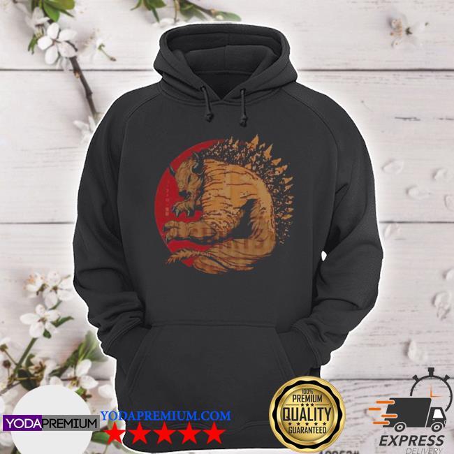 Buffalo Bills kaiju s hoodie