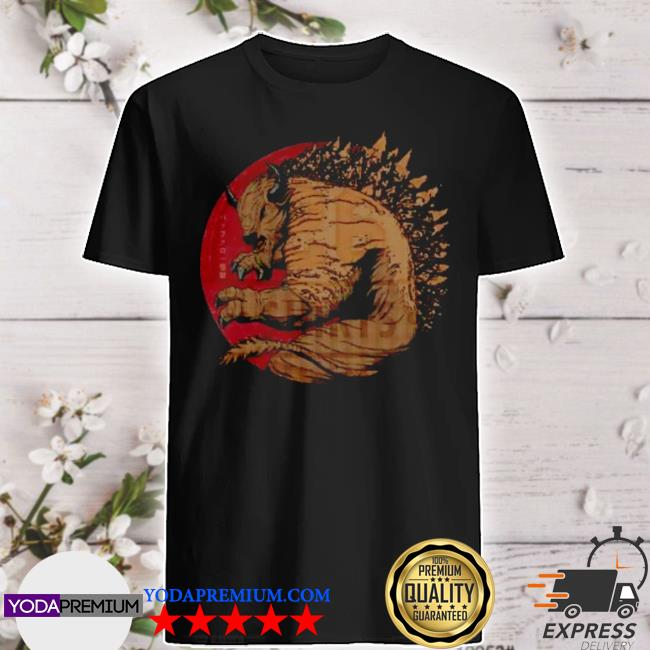 Buffalo Bills kaiju shirt