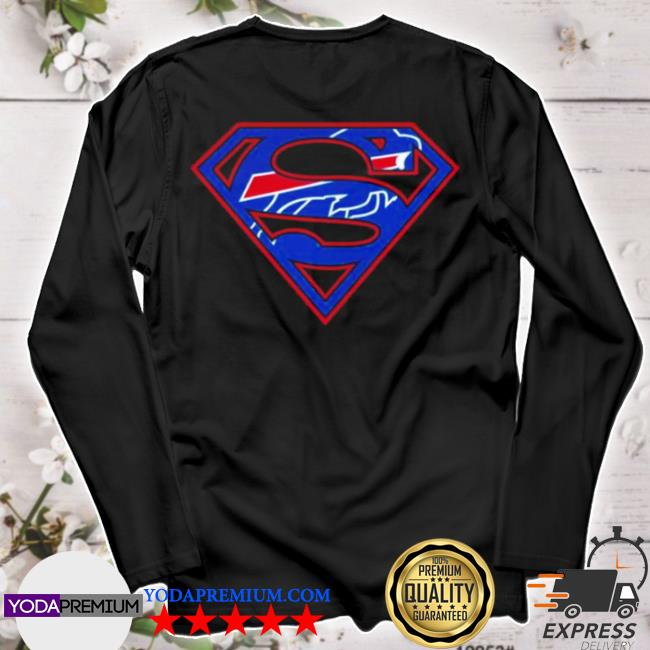 Buffalo Bills raiders superman 2021 s longsleeve