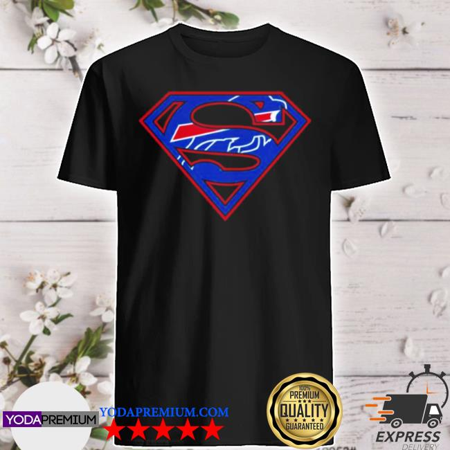 Buffalo Bills raiders superman 2021 shirt