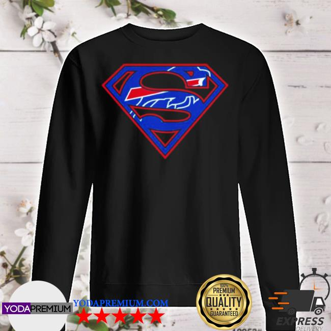 Buffalo Bills raiders superman 2021 s sweater