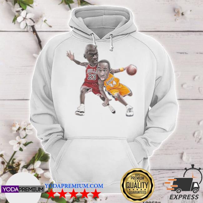 Lebra james and kobe bryant s hoodie